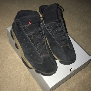 Air Jordan 13's Size 12 Old Release New Shoes